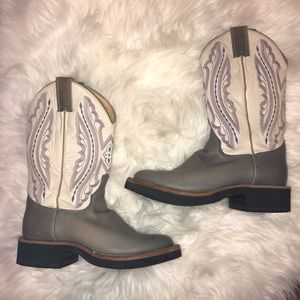 Justin boots size 5